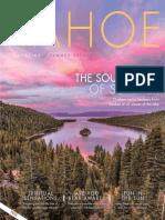 Tahoe Magazine South - Summer 2014