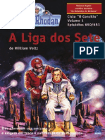 Perry Rhodan - A Liga Dos Sete e Os Rebeldes de Hetossa