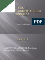 Aula 02 - Arquitetura de Rede
