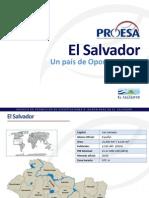 Informacion Promo c i One l Salvador 2011