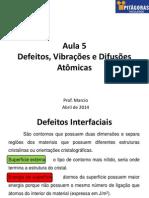 Aula 5 Defeitos Vibraes Difuses 20140424145406