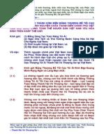 Thư Thỉnh Nguyện Gửi Đến Chính Phủ, Giới Truyền Thông & Hội Đoàn Tôn Giáo Việt Nam