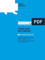 Thinktank Multimedia - Porto Editora