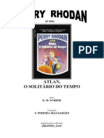 P-050 - Atlan o Solitario Do Tempo - K. H. Scheer