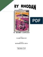 P-061 - O Robô Espiáo - Clark Darlton.pdf