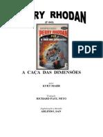P-068 - A Casa das Dimensoes - Kurt Mahr.pdf