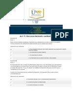 UNAD - Estadística - Act 7 Reconocimiento Unidad 2 - 4 de 6