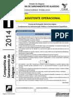 Prova - Assistente Operacional - Tipo 1(1)