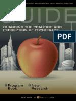 2014 APA Program