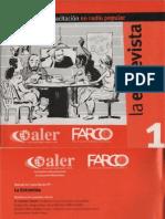 001 - La Entrevista - Manuales de Capacitación en Radio Popular (Farco - Aler)