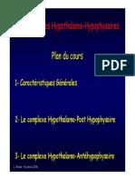 Hormones Hypothalamo Hypophysaires
