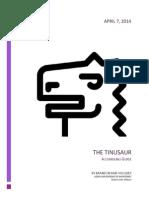 The Tinusaur - Assembling Guide by Brandon Vasquez