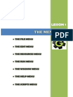 Game Maker 8 Unit 1 Lesson 1