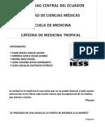 Expo. Hepatitis Virales
