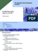 61968 Messages - Parts 3-6-8-9