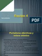 2.4 Propiedades Electricas de Los Materiales