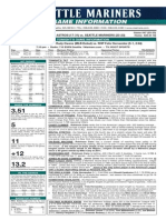 05.23.14 Game Notes