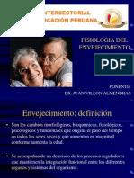 Fisiologia Del Envejecimiento