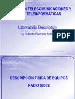 Presentacion Radio 5000S