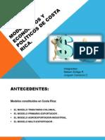 Modelos Económicos y Políticos de Costa Rica