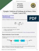 CTM Ejemplo_ Control PID de La Barra y Bola