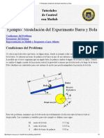 CTM Ejemplo_ Modelación Del Experimento Barra y Bola