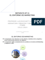 Sesion 11.Entorno de Marketing