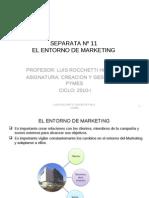 Sesion 11.Entorno de Marketing