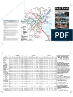 MTA Frequency Schedule