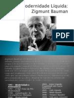A Modernidade Líquida- Zigmunt Bauman