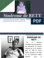 Síndrome de RETT Clase