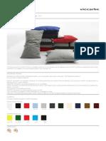 Viccarbe Pillows Katalog 2013