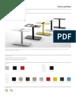 Viccarbe Serra Katalog 2013