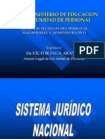 Procesos Técnicos de Personal
