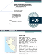 Indicadores de Las Delicias