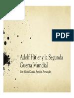 Unidad 9 Adolf Hitler - María Camila Rendón