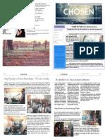 Chosen Newsletter