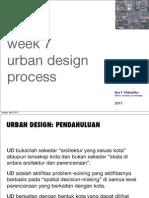 Kajian Kota Week 7 Urban Design Shirvani