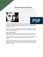 Las Diez Mujeres Más Influyentes Del Bicentenario