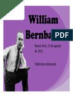 Unidad 6 Bill Bernbach - Stefanía Zuluaga