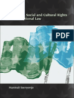 Manisuli Ssenyonjo Economic, Social and Cultural Rights in International Law 2009
