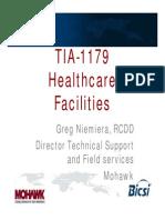 TIA-1179 Healthcare Mohawk