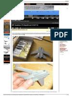 AeroScale WIP Academy 1-72 Sopwith and 1-144 F-14