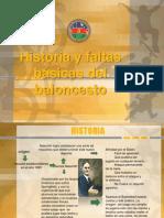 HISTORIA_y Faltas Del Baloncesto]