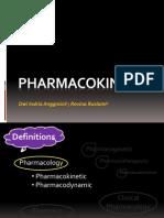 Pharmaco Kinetic
