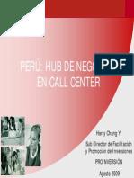 Datos Del Call Center
