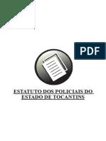 Vol II 10 Estatuto Dos Policiais Civis Do Estado Do Tocantins