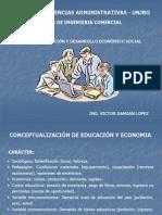 Conceptualización de Educacion