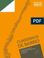 Cuaderno de Barrio III