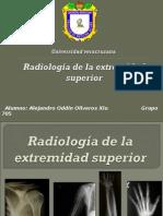 Radiología de la extremidad superior Alex